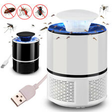 Electric Fly Bug Zapper Killer Mosquito Insect Killer LED Trap Pest Control Lamp