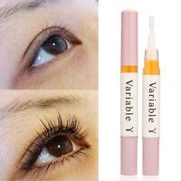 Natural Lash Growth Liquid Grow Rapid Eyelash Serum Thicken Lengthen Eyes Makeup
