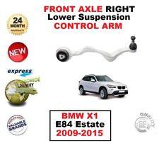 1x FRONT AXLE RIGHT Lower Suspension CONTROL ARM For BMW X1 E84 Estate 2009-2015