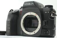 [NEAR MINT] Minolta Maxxum Dynax Alpha 7 α7 35mm Film Camera SLR From JAPAN