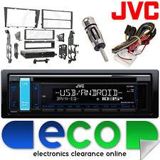LEXUS IS300 2001-2004 JVC CD MP3 USB AUX IPOD STEREO AUTO RADIO Facia Kit di montaggio