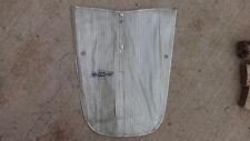 NOS 1936 Chevy Grille Radiator COLD WEATHER COVER Original GM winter air guard