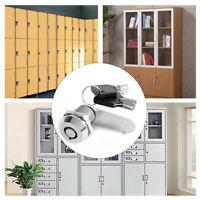 Cam Lock mit Schlüsseln Postfach Schrankschloß Möbelschloß Briefkastenschloß GS