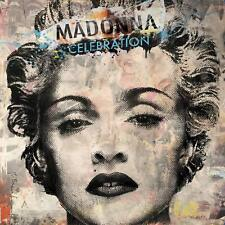 Madonna Celebration CD NEW Like A Virgin/Holiday/Vogue/Into The Groove/Music+