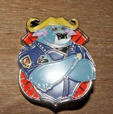 Disney DSF DSSH Soda Fountain CHIEF BOGO Zootopia LE 400 Pin Nick Judy