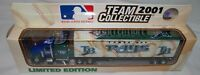 2001 Tampa Bay Rays Truck Trailer Metal Die cast Collectibles Scale 1:80