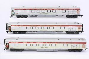 7 HO Scale 85' Ringling Bros. Barnum Bailey Passenger Cars Craftsman Customs