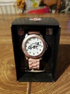 Game Time NFL Philadelphia Eagles Pink Watch