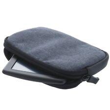 Soft Case Navi Tasche grau für Blaupunkt Travelpilot 74