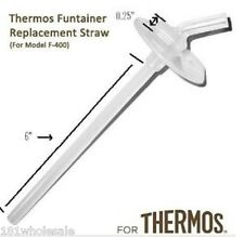 Thermos Mouthpiece Replacement Parts Straw and Spout Foogo Funtainer Intak F400