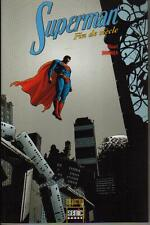 SUPERMAN Fin de siècle (Stuart Immonen)