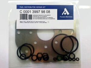 0438100037 Repair Kit for Bosch Fuel Distributor Porsche 911 3.3 Turbo 1977-1988