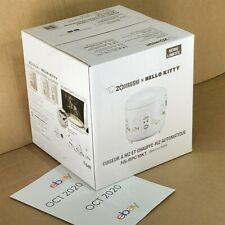 Zojirushi × Hello Kitty Limited Edition Automatic Rice Cooker & Warmer-Brand NEW