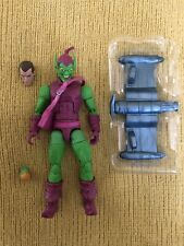 Hasbro Marvel Legends Green Goblin Figure New Complete Spider-man Retro