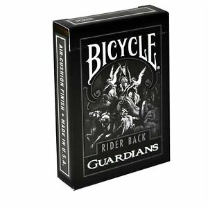 Bicycle Guardians Playing Cards 1 Pack Casino Poker Game Fun Cards