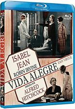 Easy Virtue (1928) (Blu-Ray) Isabel Jeans, Franklin Dyall, Alfred Hitchcock NEW