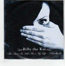 (GF567) Billy The Kid, This Sure As Hell Aint My Life / Riverbank - 2014 DJ CD
