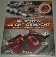 Bothe: Wursten leicht gemacht Handbuch/Ratgeber/Käsen/Rezepte/Würste/Buch/Wurst
