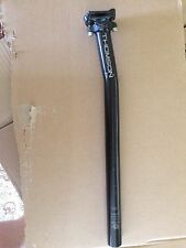 Thompson Elite Seatpost 27.2 X 410 black with setback mtb seat post