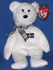 TY ABBY TAG PIRAN the BEAR BEANIE BABY - MINT with MINT TAG