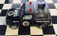 🏁 REALTOY Mercedes-Benz MB G-Wagon 287 SECRET SERVICE POLICE SUV 1:57 🏁