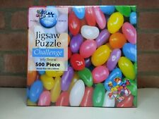 Jelly Beans 500 Piece Jigsaw Puzzle Challenge NEW - Free Postage