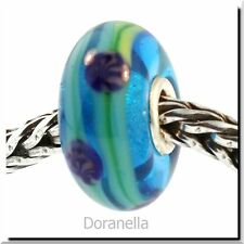 Authentic Trollbeads Glass 61189 China :1 RETIRED