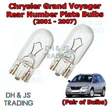 Chrysler Voyager Mk3 2000-2008 Osram 12V 55W H7 Bulb Single Light Spare Replace