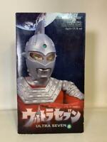 Ultraman Medicom Toy Real Action Heroes Ultra Seven Figure Tsuburaya Pro Japan