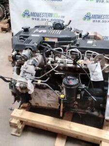 Engine 6.7L Diesel VIN L 8th Digit Fits 13-18 DODGE 2500 PICKUP 8630236