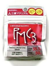 1Mitsubishi PMC3 Precious Metal Clay Silver Art CLAY 50g from Japan New