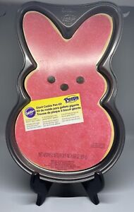 Wilton Easter Bunny Peeps Shape Large Baking Pan
