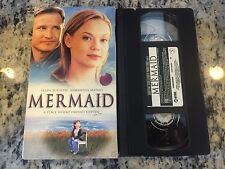 MERMAID OOP VHS 2000 ELLEN BURSTYN, SAMANTHA MATHIS TV MOVIE GIRL DEALS w/DEATH