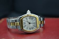 Cartier Roadster Ref. 2675 Two Tone