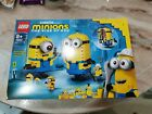 LEGO Minions : The Rise of Gru - 75551 Brick-built Minions and their Lair