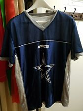 NFL Flag Football Dallas Cowboys Polyester Reversible Jersey M-L