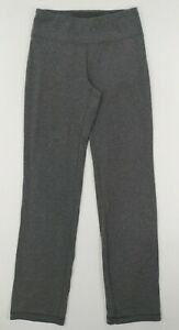 Danskin Now Women Joggers, Size XS, Gray, 54% Cotton, 36%Polyester, 10% Spandex
