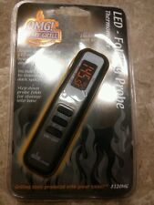 Oh My Grill LED Folding Probe Thermometer