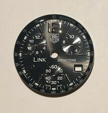 TAG Heuer Chronograph Link DIAL CT1110-0. For ETA 251.262 movement.Swiss