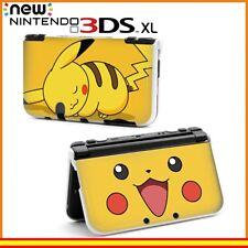 Funda Protector Nintendo New 3DS XL Carcasa Dibujos Pokémon Pikachu Risa