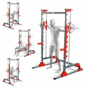 Smith Machine Weight Lifting Home Gym Bodybuilding Powerlifting NEW