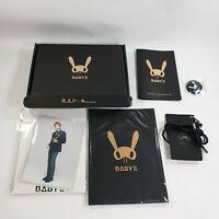 B.A.P Official 2nd Fanclub BABY Goods Diary Photocard Card Holder Case K-POP BAP
