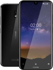 """NOKIA 2.2 5.7"""" 16GB+2GB RAM ITALIA Dual SIM Smartphone Android 4G LTE Black"""