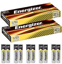 20X ENERGIZER INDUSTRIAL AAA BATTERIES ALKALINE 1.5V LR3 MN1500 PROCELL BATTERY