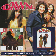 DAWN - Candida featuring TONY ORLANDO CD 7ts Glam