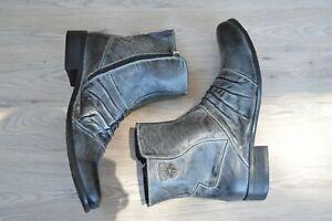 Affliction AD105  Men's Boots Size 10.5