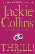 Thrill! By Jackie Collins. 9781849836418