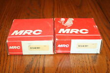 (Lot of 2) MRC 5212-M/H501 Double Row Angular Contact Bearings  * NEW *