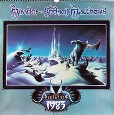 "RODNEY MATTHEWS 1983 ""MIRADOR""  CALENDAR mint condition, SANCTUARY, BUG WARS"