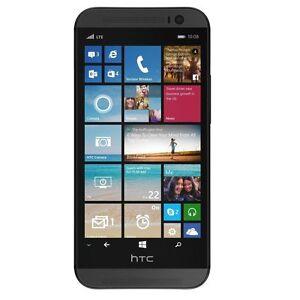 HTC One M8 | 6995LVW - Windows - 32GB - Gunmetal Gray (Verizon) Smartphone